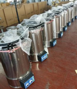 Vertical Pressure Steam Sterilizer Autoclave (HVS-100) pictures & photos