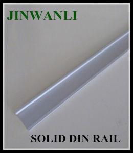 35*75mm Solid Aluminium DIN Rail pictures & photos