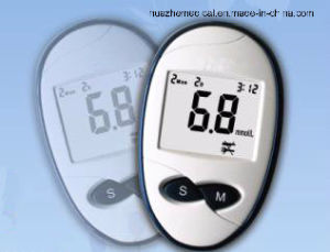 Electronic Glucose Meter Blood Glucose Monitor Sxt-2 pictures & photos