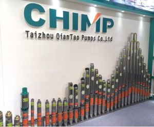 Chimp 1 HP Single Phase Deep-Well Submersible Multistage Centrifugal Electric Water Pump 4sdm308-0.75 pictures & photos