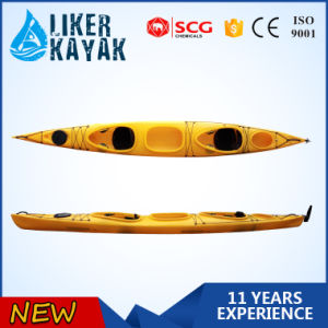 Top Quality Tandem Sea Kayak with Soft Backrest pictures & photos