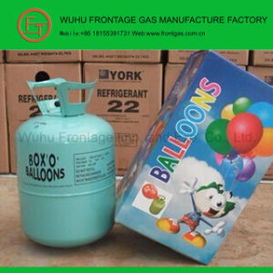Inflatable Disposable Gas Cylinder Helium (30 lb) pictures & photos