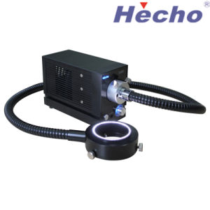 LED Cold Light Source with Fiber Ring Light Guide