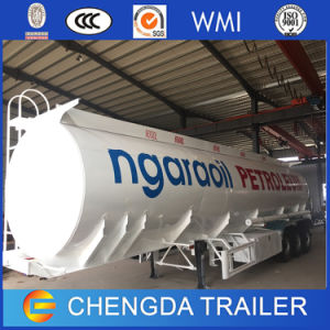 Best Selling 3 Axles Oil Tanker Truck Trailer for Sale pictures & photos