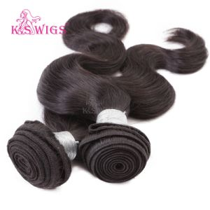Human Remy Hair Weft Top Grade Virgin Hair Extension pictures & photos