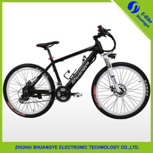 2015 New Modle Electric Mountain Bike Hidden Battery for Sale pictures & photos