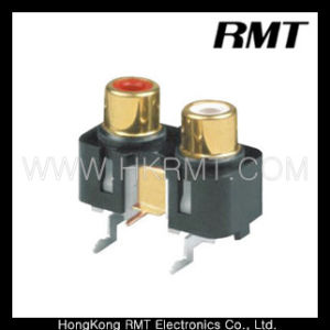 AV Jack/ Pin Jack/RCA Jack (AV2-8.4-20) pictures & photos