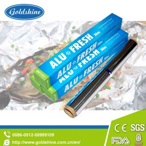 Aluminium Paper Foil for Food Packing Cook with SGS pictures & photos