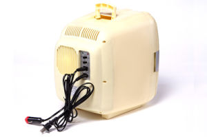 Portable Mini Fridge 6liter DC12V, AC100-240V with Cooling and Warming for Car, Office or Home Use pictures & photos
