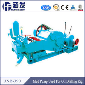 Triplex Piston Single-Acting Mud Pump (3NB-390) pictures & photos