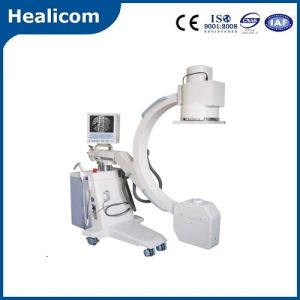 Hx112e High Frequency Mobile Mini X-ray C-Arm System pictures & photos