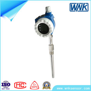 Smart 4-20mA/Hart Temperature Transmitter with Al Housing & LCD Display Supporting Multi Input pictures & photos