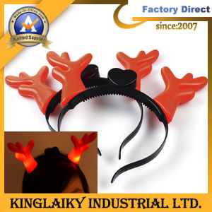 LED Hair Band for Holiday Gift Klg-1004 pictures & photos