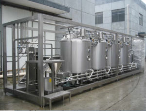 Turnkey Set Yogurt Production Line pictures & photos