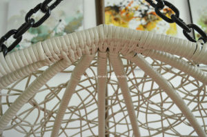 All Weather Outdoor Synthetic Rattan Hanging Chair pictures & photos