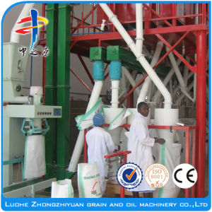 Flour Mill Manufacturing Compact Flour Mill pictures & photos
