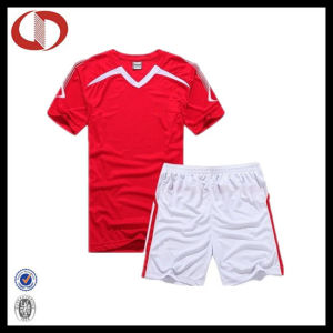 Cheap Wholesale Custom Football Shirt Design Soccer Jersey pictures & photos