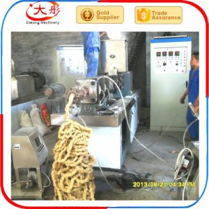 Good Quality Soya Nuggets Making Machine pictures & photos