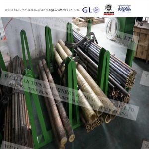 Brass Structure Fabrication Machining Parts Brass Tube 04 pictures & photos
