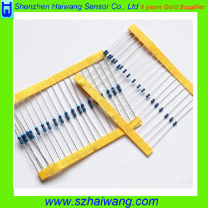Linear Leaded Fixed Carbon Film 1.1k 5k Ohm Resistor Hw68-1/4W pictures & photos