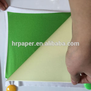 "64"" 100GSM High Speed Anti-Ghost Tacky Sublimation Transfer Printing Paper"