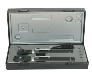 Diagnostic Wall Unit with Ophthalmoscope, Otoscope, and Specula Dispenser pictures & photos