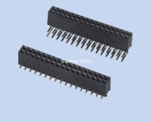 Pin Header Connector 2.54mm Female pictures & photos