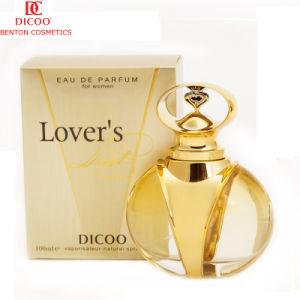 Europen 100ml Floral Smell OEM Glass Bottle Womens Fragrances