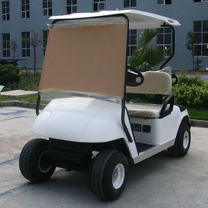 Marshell CE Approve 2 Seater Battery Car for Golf (DG-C2) pictures & photos