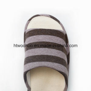Indoor Slipper Muji Style Both for Women Men pictures & photos