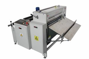 Automatic Copper Foil / Aluminum Foil Cutting Machine pictures & photos