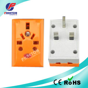 Power AC DC Travel Adapter Plug for UK pictures & photos