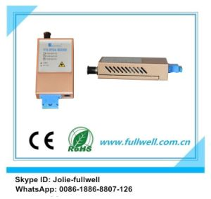 Fullwell Triple Play Network FTTH CATV Optical Node and Optical Receiver with Wdm (FWR-8610W) pictures & photos