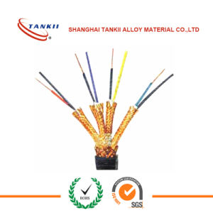 Cr20ni80 Insulated Nichrome Heating Resistance Wire with fibreglass 600C/ 800C pictures & photos
