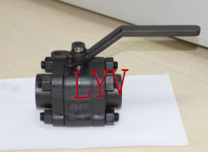 Little Size Lever Operated Ball Valve