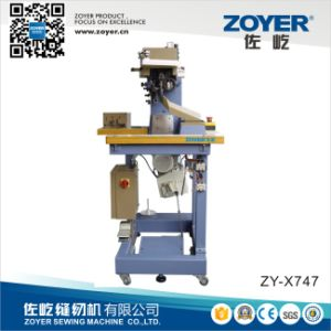 Zoyer Lockstitch Sewing Machine for Moccasins (ZY T747) pictures & photos