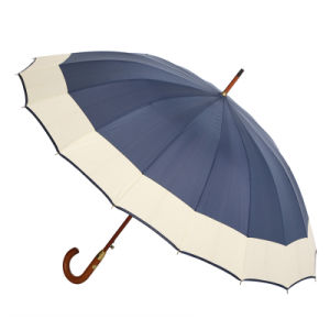 Auto Open Colorful Printing 60cm* 8k Straight Umbrella (JY-071) pictures & photos