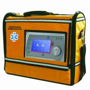 Medical Portable ICU Ventilator for Emergency pictures & photos