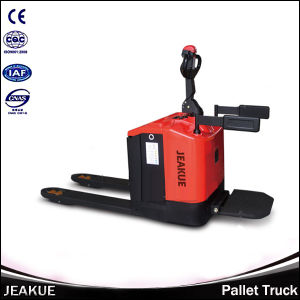 3000kg Standking on Full Electric Pallet Truck (EPS) pictures & photos