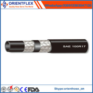 High Pressure Rubber Hydraulic Hose (SAE 100 R17) pictures & photos