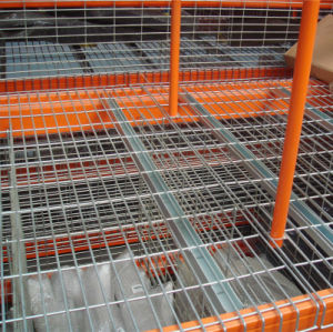 Galvanized Welded Wire Mesh for Pallet Rack pictures & photos