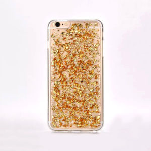 Custom Bling Glitter Mobile Phone Housing Case for iPhone 7 pictures & photos