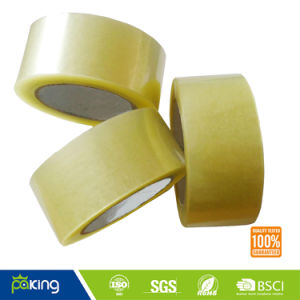 General Yellowish BOPP Packing Tape pictures & photos