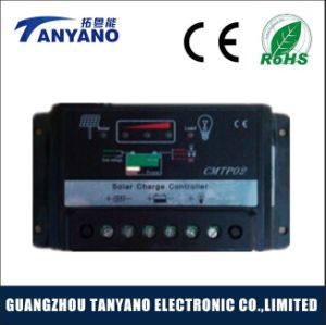 12V or 24V 10A 20A Solar Charge Controller