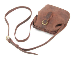 Waxed Full Gain Leather Women Shoulder Fashion Bags (RS-502) pictures & photos