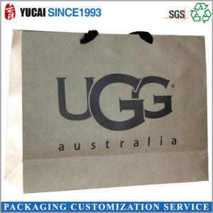 Printed Paper Bag Gift Carrier Shopping Bag pictures & photos