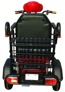 Electric Mobility Scooter for Old People and Handicapped Person pictures & photos