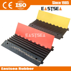 Heavy Duty Cable Protector Grade Rubber Cable Tray pictures & photos