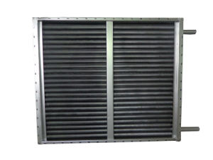 Crimping Fin Type Air Heat Exchanger pictures & photos