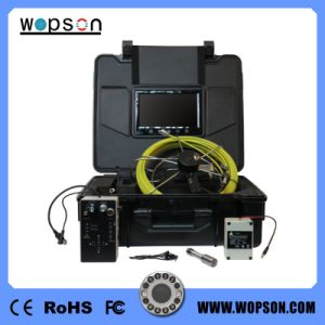 CMOS Camera Pipe Drain Inspection CCTV Camera with ABS Waterproof Case pictures & photos